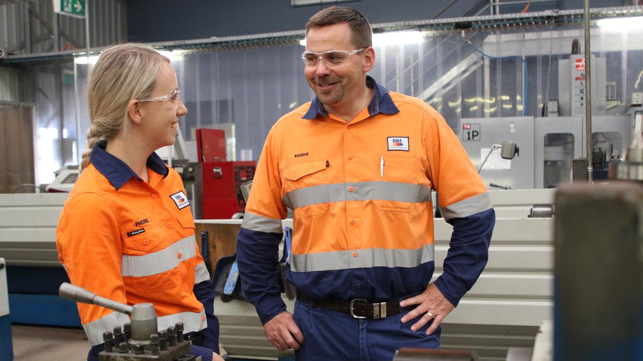 Check out these jobs in the Mackay region that pay more than $100,000 per year