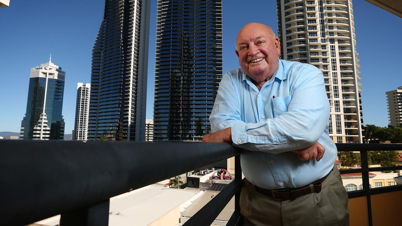 Legendary Gold Coast icon Max Christmas has passed away suddenly on Friday morning with tributes pouring in for the much-loved stalwart.