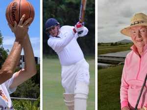 Meet the Coast's golden oldies of sport