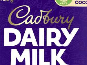 Cadbury quietly launches new chocolate bar