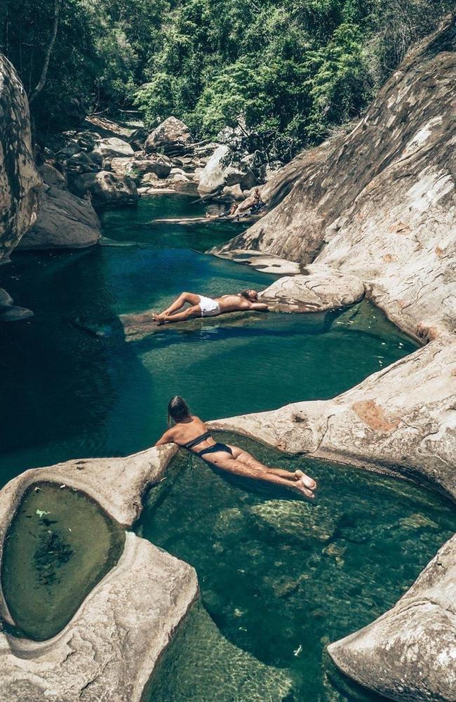 Rockpool Chills. Picture: @Australia/Instagram