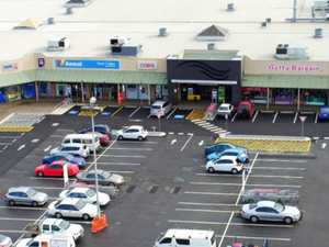 Worker electrocuted on shopping centre roof