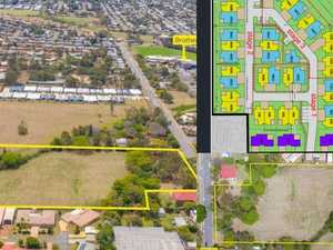 AUCTION FLOP: Housing development goes under hammer
