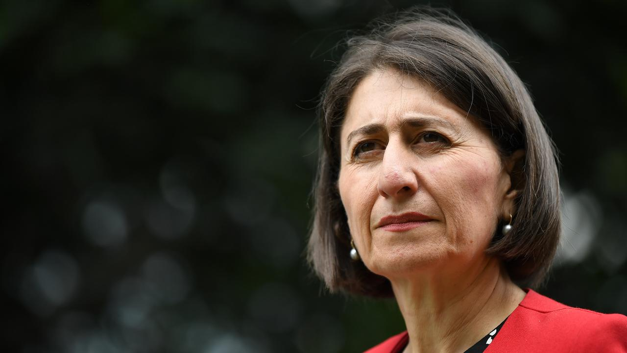 NSW Premier Gladys Berejiklian has said the next 24 to 48 hours will be critical. Picture: NCA NewsWire/Joel Carrett