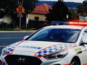 Dalby police attempt to intercept dangerous car