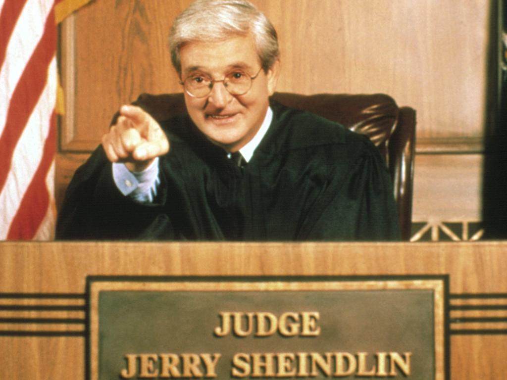Jerry Sheindlin.