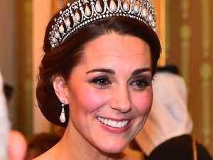 Kate's secret prep to become Queen