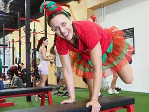 Bucks for burpees: Trainers put to test in name of charity
