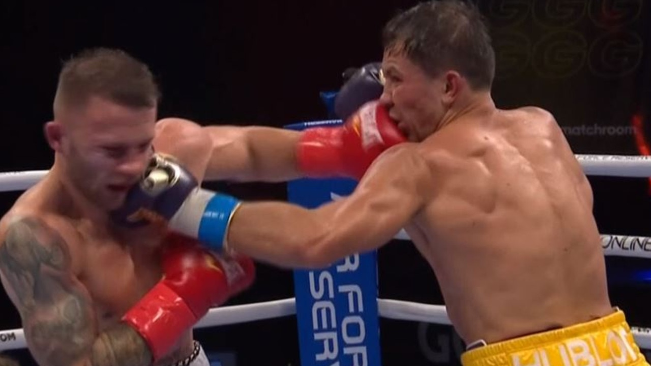 The world watched in horror as one of boxing's greatest fighters absolutely annihilated a rival who should never have been in the ring.