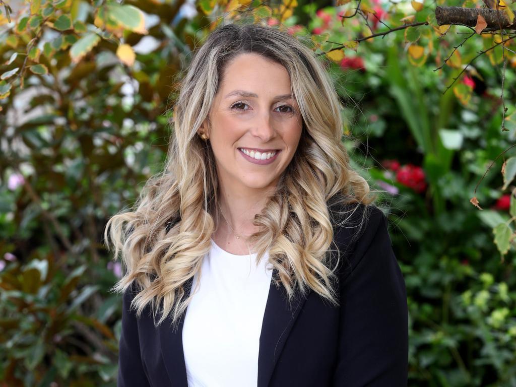 Tradeswomen Australia managing director Fiona McDonald. Picture: Glenn Ferguson