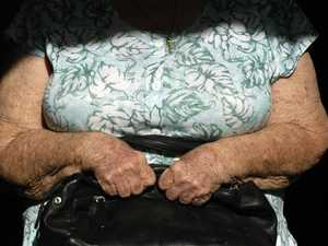 Young mum jailed for 'predatory behaviour' on 90-year-old