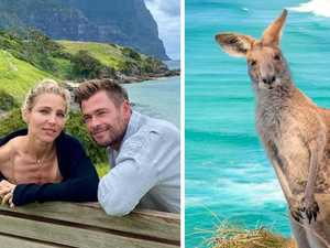 'Hemsworth effect' behind Australian tourism boom