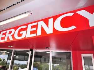 One injured in two-car smash taken to hospital
