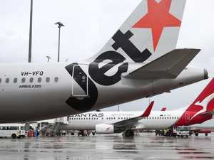 Qantas, Jetstar to axe flights as borders close to Sydney