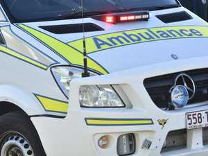Motorist injured in Bruce Highway rollover at Bakers Creek