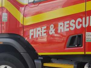Police investigate vehicle 'totally destroyed' by blaze