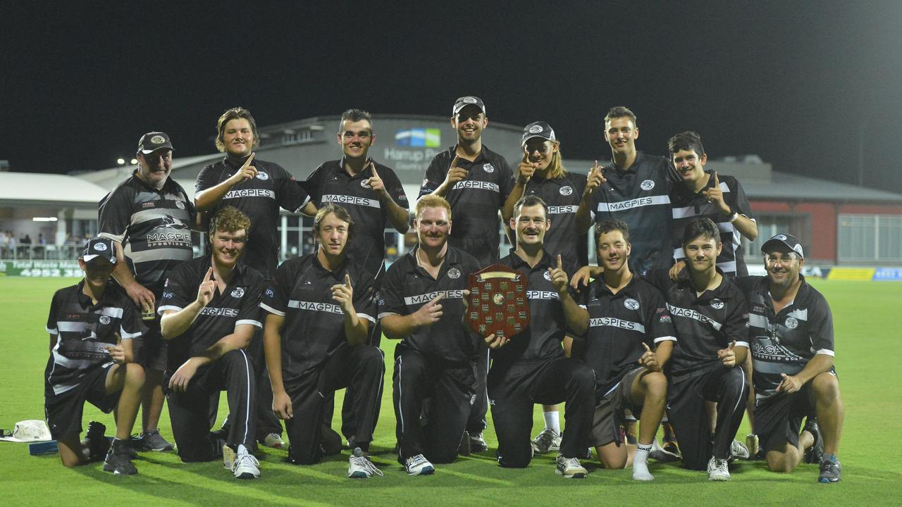 Magpies cruised to a six-wicket win over Norths in the Dixon Homes Div 1 T20 Shootout grand final at Harrup Park. Photo: Callum Dick
