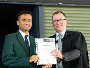 TOP SCORE: Year 12 cohort makes local school proud