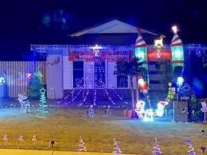 Cap Coast house with the best Christmas lights revealed