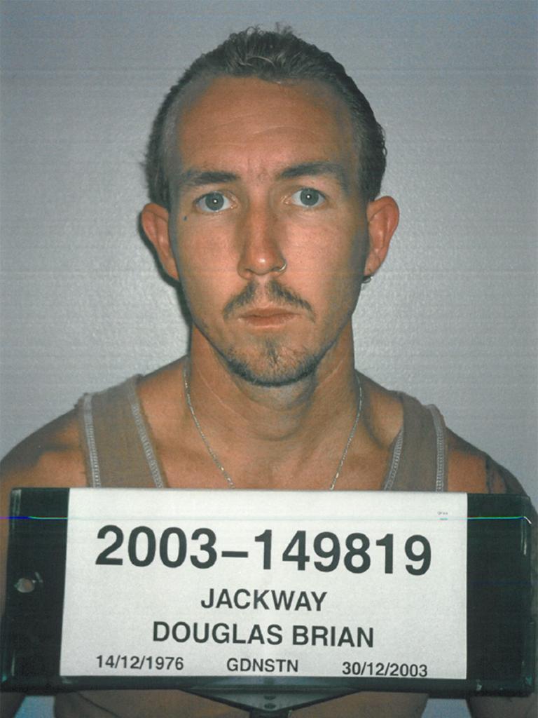 Douglas Brian Jackway