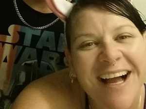 Boozed up mum swears at cops after drunken crash