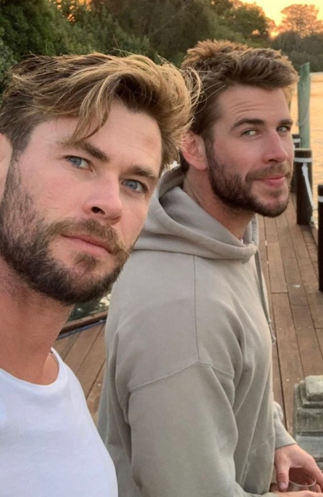 Chris and Liam Hemsworth are beautiful but they're also to blame for the Byron demise.