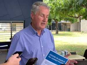 Mackay Mayor Greg Williamson is asking residents to be COVID-compliant