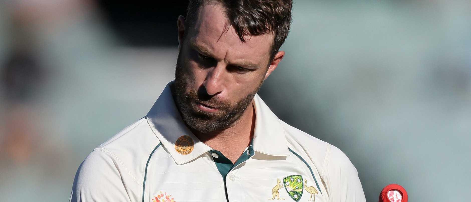 Australian cricket star Matthew Wade has 'signed his own death warrant'
