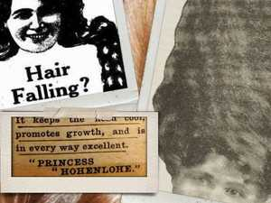Flashback: The cure-all hair tonic made with borax