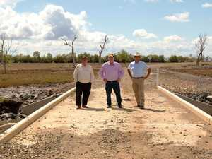 New bridges on rural road improve safety and load limits
