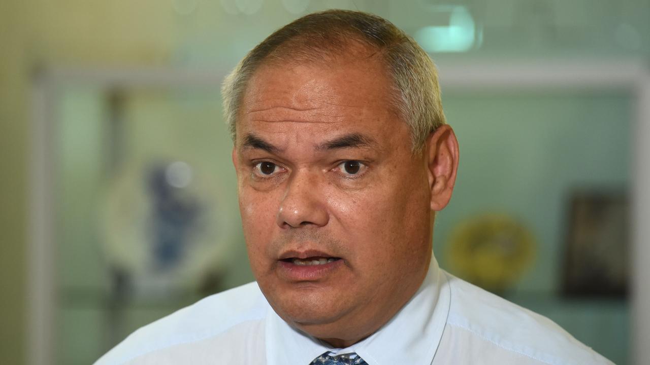 Gold Coast Mayor Tom Tate. Picture: Steve Holland/NCA NewsWire
