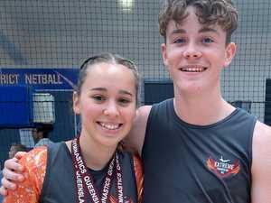 Medals success for new CQ trampoline program