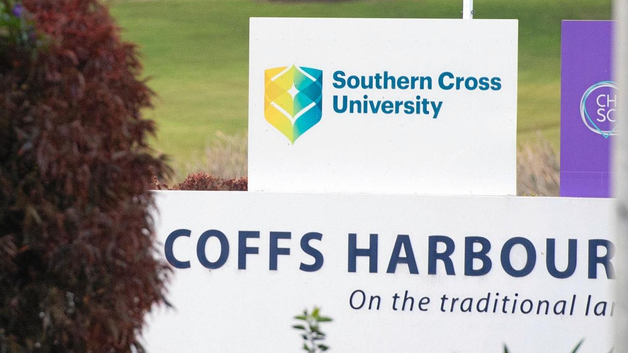 Students and staff are scheduled to return to the Coffs campus in February.
