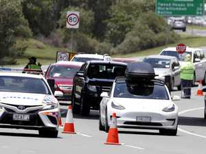New border checkpoint reopens for New Year to reduce delays