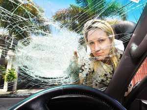 Mum's horror after 'brick' thrown off motorway overpass