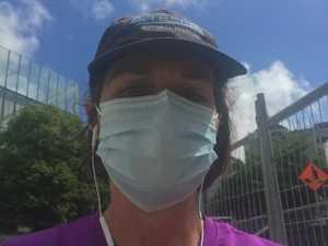 Traveller's hilarious quarantine diary