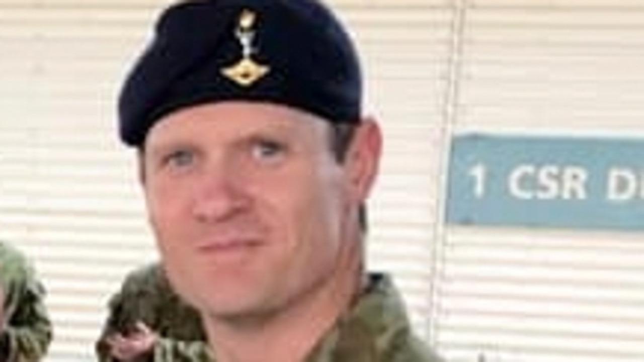 Lieutenant Colonel Jeremy Mikus. Picture: Facebook