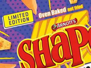 Arnott's release best Shapes flavours yet