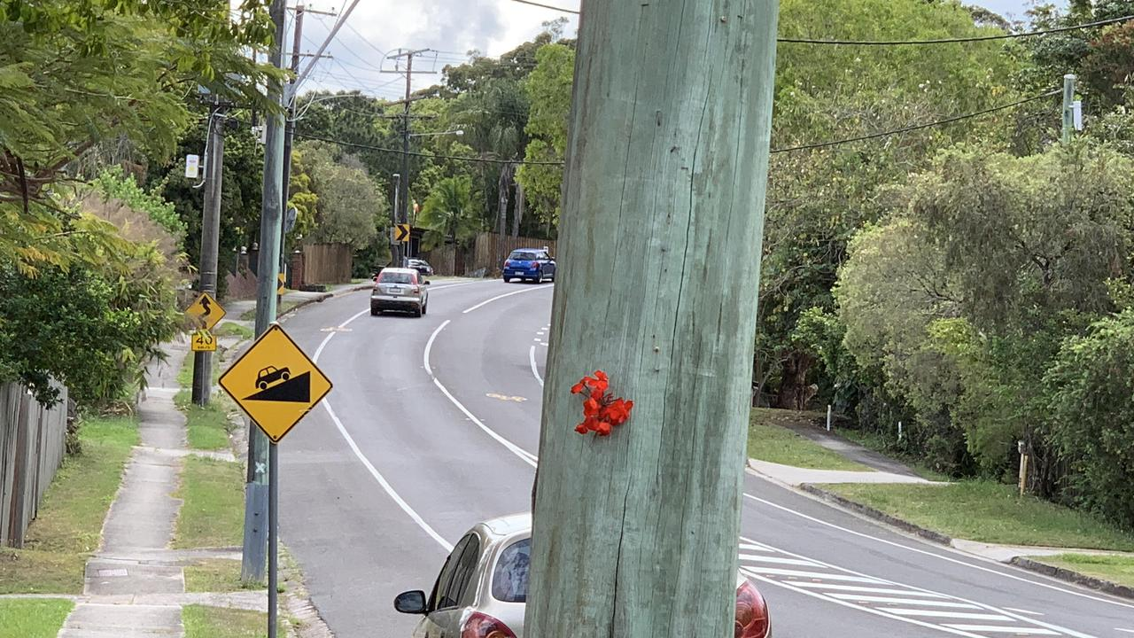 A Mapleton man was killed after crashing his motorbike on Carter Rd in Nambour. Picture: File.