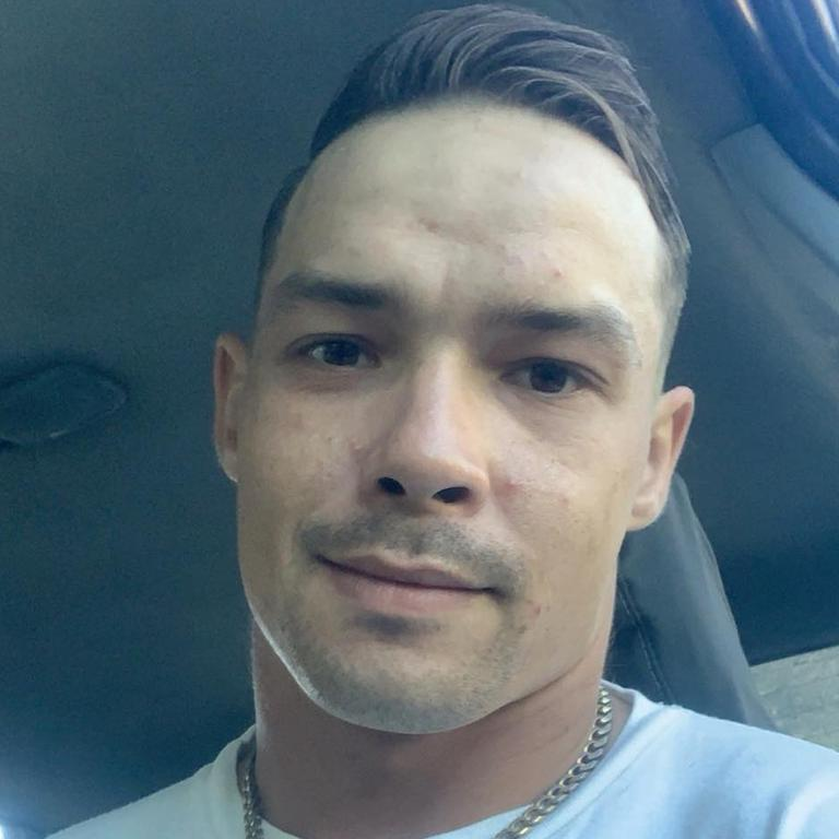 Alex Ollson, 28, died during a fatal assault at the Edith Street taxi rank in Innisfail. Picture Facebook