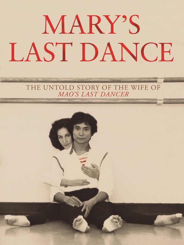 Mary's Last Dance by Mary Li