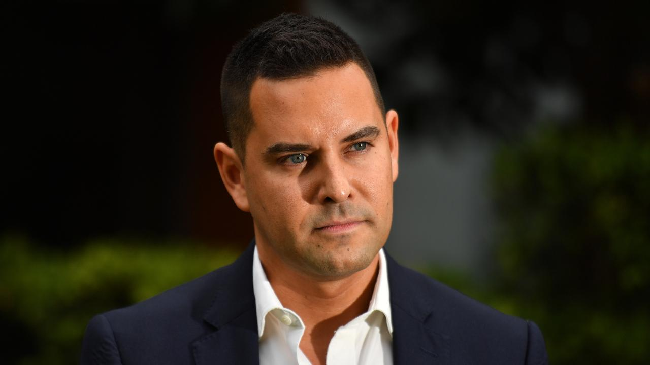 Independent MP Alex Greenwich. Picture: AAP/Mick Tsikas