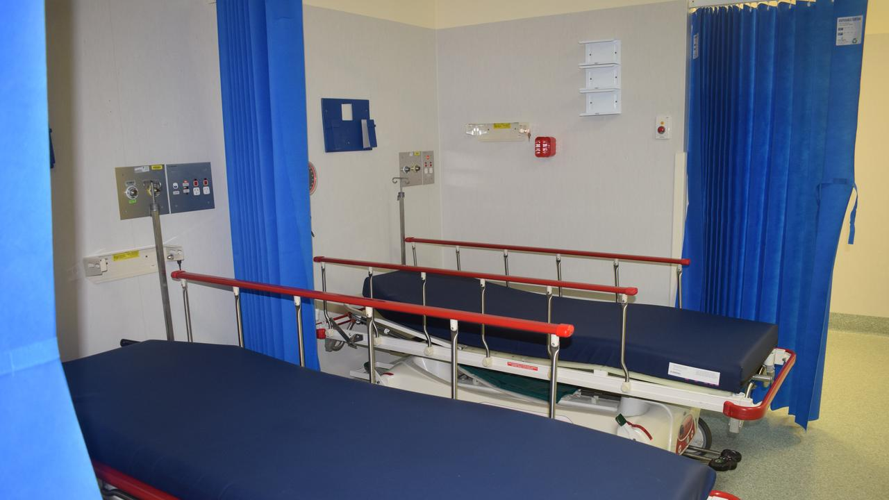 Queensland Health has to buy new beds for the Gladstone Hospital West Wing.