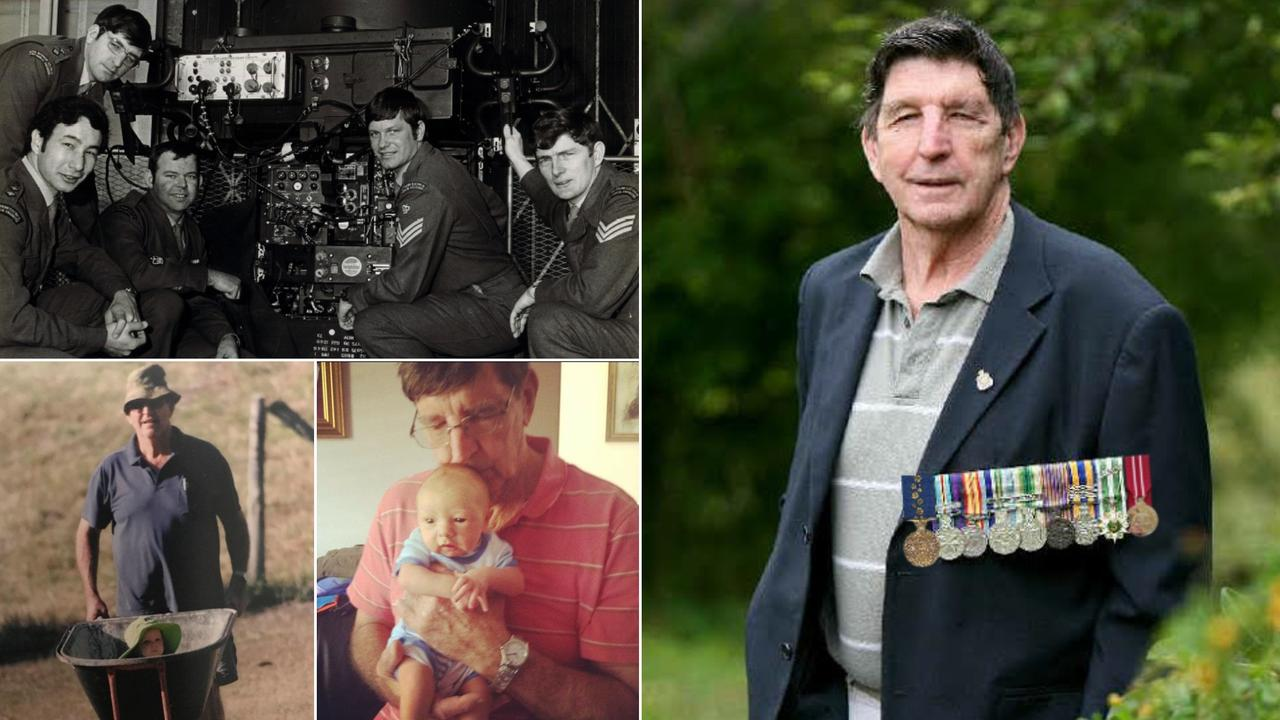 John Joseph McNeill OAM, previously from Habana, passed away on November 14, 2020. Pictures: Contributed