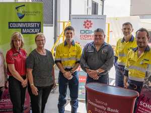 Scholarships to benefit Mackay students and apprentices