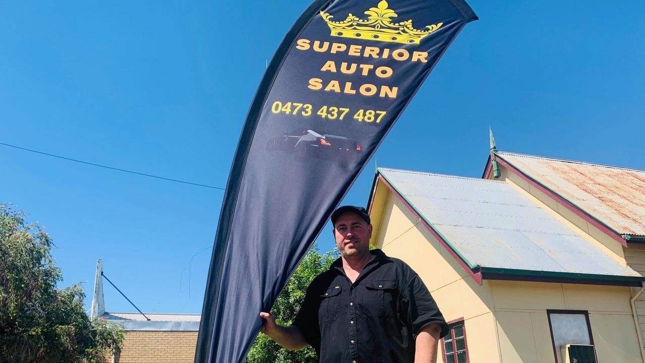 NEW BUSINESS: Superior Auto Salon, Tim Pochyly.