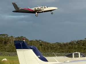 'Drug plane' takes off from southeast airport