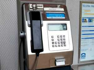 Telco offers free payphone calls for Christmas and New Year