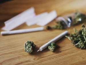 Bricklayer's drug stash while unemployed