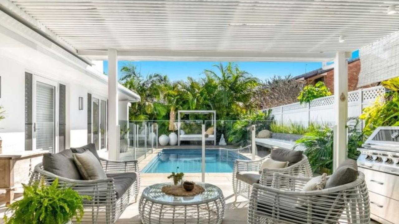It was one of the finest homes to go on the market in Lennox Head this year, and it didn't take long to sell.